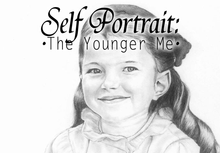 Self Portrait: The Younger Me