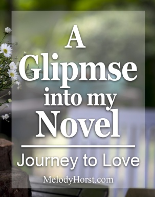 A Glimpse into my Novel (Journey to Love)